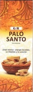 Palo Santo rökelsestickor - Palo Santo rökelsestickor