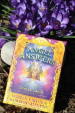 AngelAnswers Oracle Cards