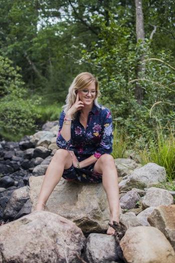 Carolina Mattsén kvinnlig entreprenör. Foto Fia Torstensson