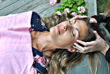 Healing och vägledande samtal. Carolina Zuber