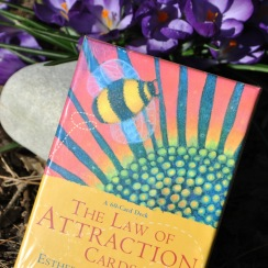 The Law of Attraction Cards - Esther, Jerry Hicks