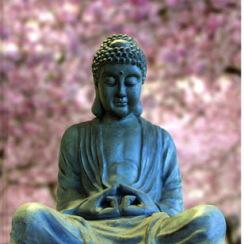 Smiling Buddha anteckningsbok