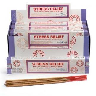 Stress Relief rökelsepinnar, Stamford - Stress Relief rökelsepinnar, Stamford