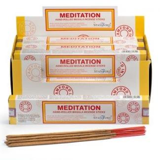 Meditation rökelsesticka, Stamford - Meditation rökelsesticka, Stamford