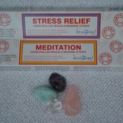 Meditation/Avslappning - Energipaket