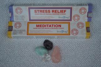 Meditation/Avslappning - Energipaket - Meditation/Avslappning - EnergipaketMeditation/Avslappning - Energipaket