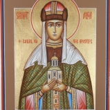 Hl. apostlalika Olha av Kyïv