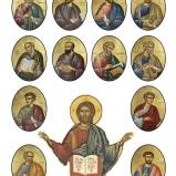 Kristus och apostlarna