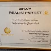 Diplom - Sponsor
