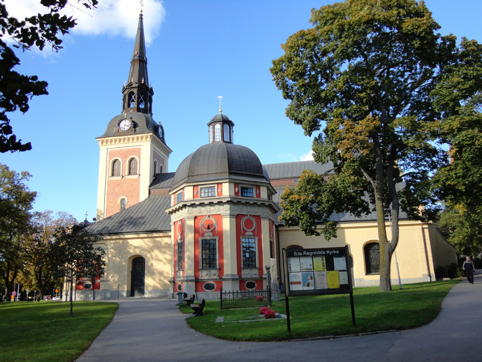 Sankta Ragnhilds kyrka