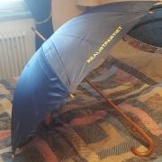 Paraply - Marinblått - RP
