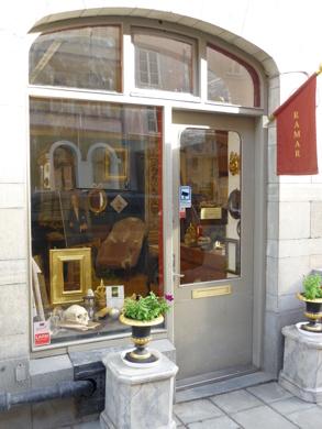 Ateljé och butik på Upplandsgatan 60