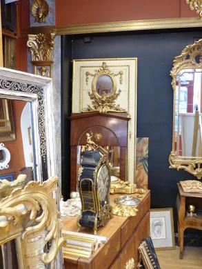 Tavelramar Speglar Möbler Förgyllning Träbildhuggeri Stockholm Upplandsgatan 60