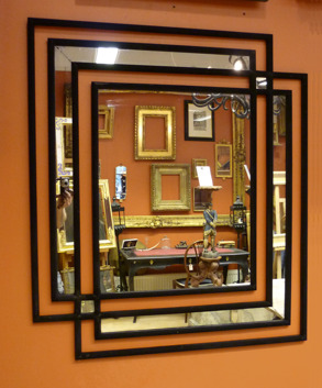 "Spegel ""Rektanglar"""
