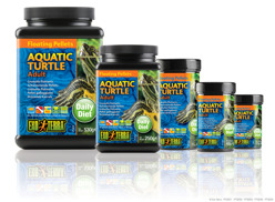 Aquatic Turtle Adult - Aquatic Turtle Adult 250g