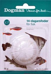14-dagars fiskfoder - 14-dagars fiskfoder