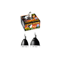 Exoterra Light Dome - Exoterra Light Dome 18cm