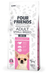 Four Friends Adult Small Breed - Adult Small Breed 3kg
