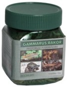 GAMMARUS RÄKOR 50GR TORKADE