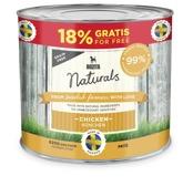 Naturals Chicken Overfil