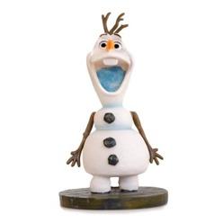 Frozen Olaf dekorationer - Frozen Olof står
