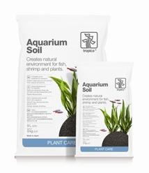 Aquarium Soil Svart - Aquarium Soil 3L