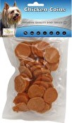 CHICKEN COINS 100GR