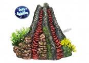 Vulkan med syresten