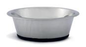 Rostfri skål Antislip 1,80 liter