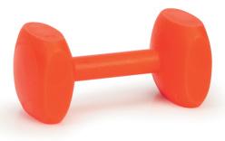 Hantel/apport flytande - Hantel/apport flytande 10cm