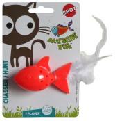 Kattleksak Fisk med catnip