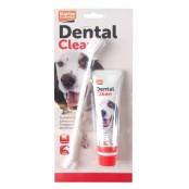 Tandborste med tandkräm