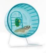 Hamsterhjul hållare