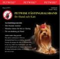 FÄSTINGHALSBAND FÖR HUND - FÄSTINGHALSBAND HUND SMALL