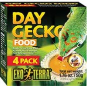 DAY GECKO FOOD