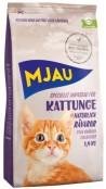 Mjau Kattunge torrfoder