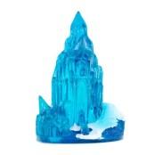 Frozen is-slott dekoration