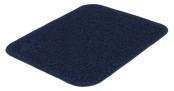 Kattlådematta PVC mörkblå