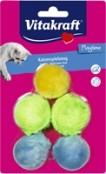 Pälsbollar med pingla
