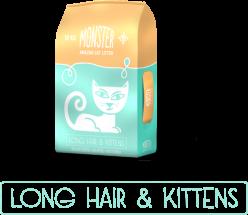 Monster Longhair & Kitten - Monster Longhair & Kitten