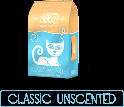 Monster Classic unscented - Monster Classic unscented