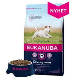 Eukanuba puppy small breed - Eukanuba puppy small 1kg