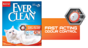 FAST ACTING ODOUR CONTROL