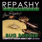 Repashy bug burger