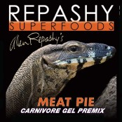 Meat pie reptil