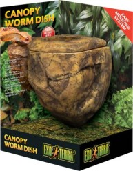 CANOPY WORM DISH - CANOPY WORM DISH