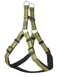 Dog Harness Step in Active - Step in Active 60-70cm Grön