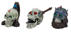 Warrior Skull gazer mini - Warrior Skull gazer mini