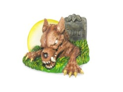 Zombie dog rising from grave - Zombie dog rising from grave