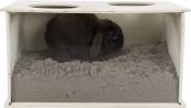 Grävlåda för kanin